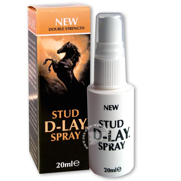 SF. Stud D-Lay Spray  Спрей 20 мл